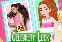 Celebrity Challenge Look