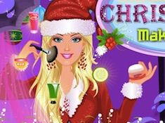 Charming Barbie Christmas Makeover