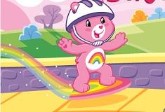 Cheer Bear Sweet Ride