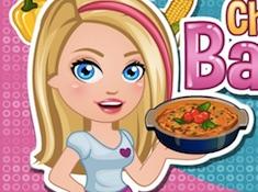 Chef Barbie Mac and Cheese