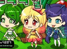 Chibi Fairy Girl