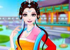 Chinese Princess Makeup Salon