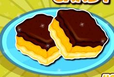 Chocolate Caramel Candy Bars
