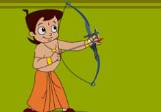 Chota Bheem Archery