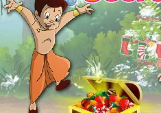 Chota Bheem Santas Secret Run