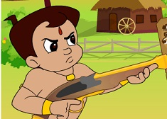 Chota Bheem Saviour of Dholakpur