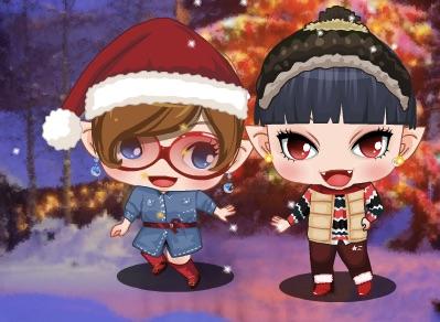 Christmas Dworfes