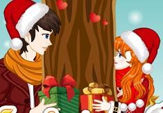 Christmas Lovers Dress Up