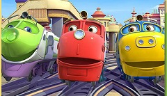 Chuggington Puzzle