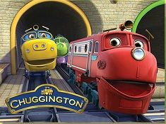 Chuggington Trains Puzzle