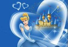 Cinderella and Castle Puzzle