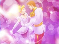Cinderella and Prince Charming Puzzle