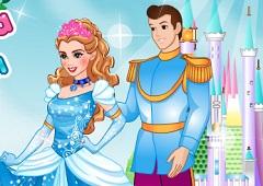 Cinderella and Prince Dress Up