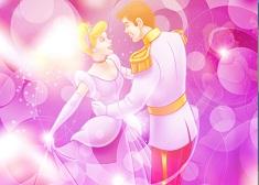 Cinderella and Prince Romantic Puzzle