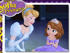 Cinderella and Sofia Puzzle