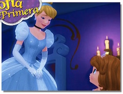 Cinderella and Sofia the First