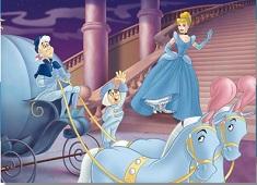 Cinderella Ball Puzzle