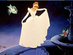 Cinderella Beautiful Dress Puzzle