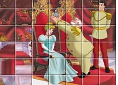 Cinderella Coronation Puzzle