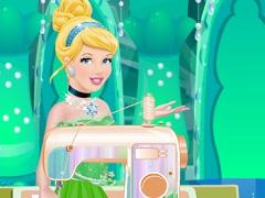 Cinderella Dress Design