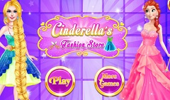 Cinderella Fashion Store