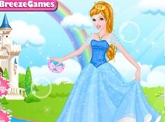Cinderella Glamorous Make Up