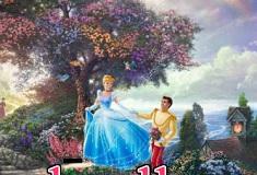Cinderella Hidden Objects