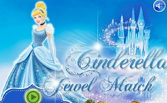Cinderella Jewel Match