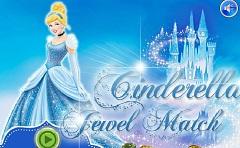 Cinderella Jewel Match