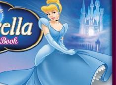 Cinderella Magic Picture Book
