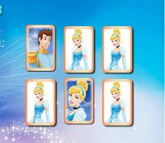 Cinderella Memory Match
