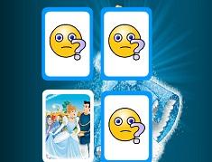 Cinderella Memory Matching