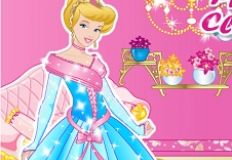 Cinderella Princess Clean Up