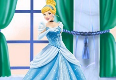Cinderella Princess Dress Up