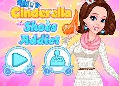 Cinderella Shoes Addict