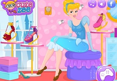 Cinderella Shoes Designer