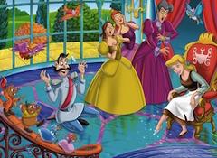Cinderella Step Family Puzzle