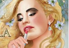 Cinderella Wedding Makeup