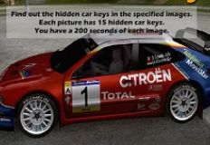 Citroen Car Keys