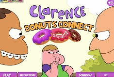 Clarence Donuts Connect