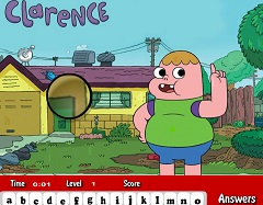 Clarence Hidden Letter