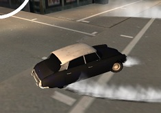 Classic Cars City Driving