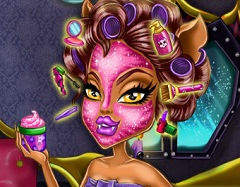 Clawdeen Wolf Real Makeover