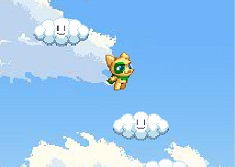 Cloud 9 Donald in the Sky