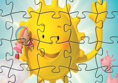 Cloudbabies Puzzle