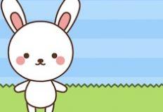 Clover Bunny Dress Up