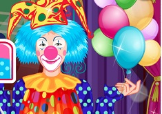 Clown Clean Up Makeover
