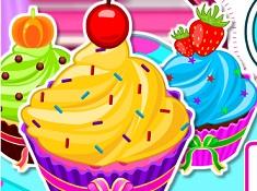 Cook Delicious Creamy Cupcake