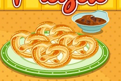 Cooking Frenzy Pretzels
