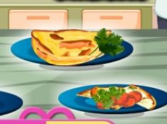 Cooking Master Omelettes